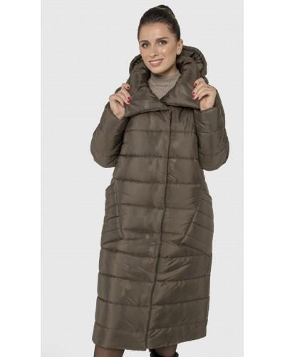 Зимнее женское пальто одеяло. Модель 235. опт