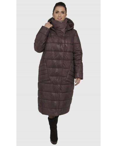 Зимове жіноче пальто ковдра. Модель 235. опт