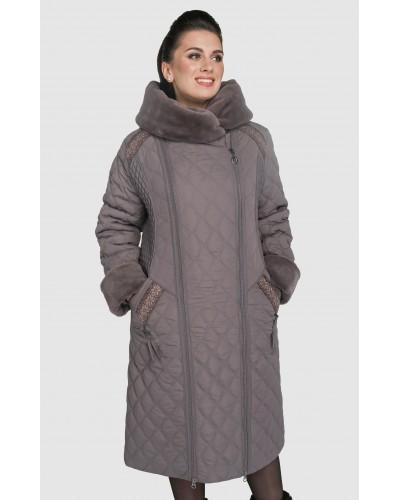 Пуховик женский зимний. Модель 236