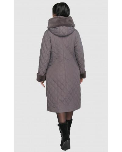 Пуховик жіночий зимовий. Модель 236 опт
