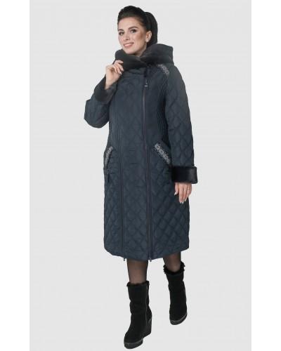 Пуховик зимний женский. Модель 237