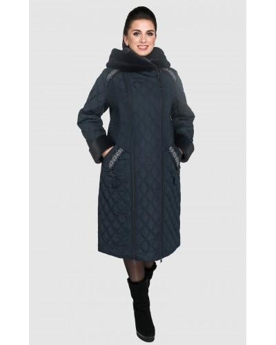Пуховик зимовий для жінок . Модель 237. опт