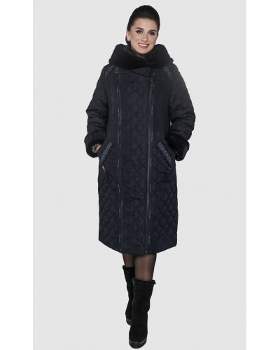Пуховик жіночий зимовий. Модель 238