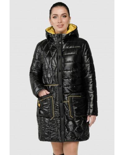 Куртка жіноча демісезонна. Модель 256