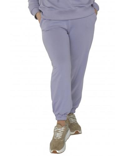 Джогеры женские. Модель 312. Фиолет